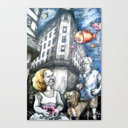 Oniric. Canvas Print