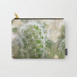 My little green cactus Carry-All Pouch