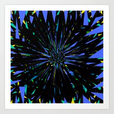 The Big Bang Art Print