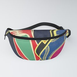 Advertisement bally  bally vintage poster Fanny Pack