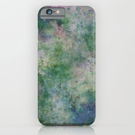 HAND-PAINTING iPhone Case