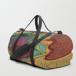 JigSaw Portal Duffle Bag