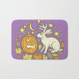 Halloween Friends | Spooky Brights Palette Bath Mat