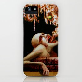 Se'ance iPhone Case