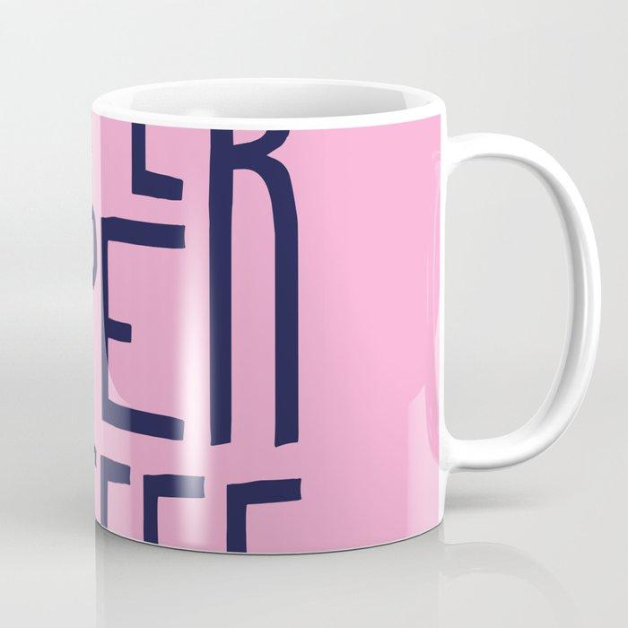 SUPERDUPER coffee mark Coffee Mug