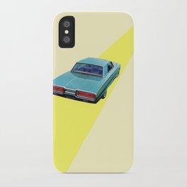 Open Road iPhone Case