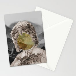 Vivid memory Stationery Cards