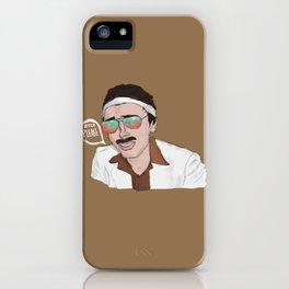 Rocko Grady iPhone Case