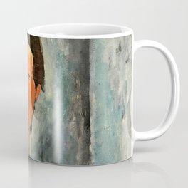 "Amedeo Modigliani ""Chaim Soutine"" Coffee Mug"