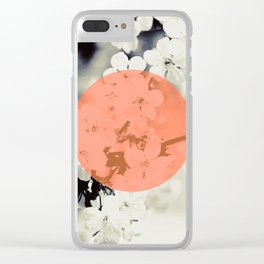 Sakura B4 Clear iPhone Case