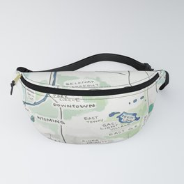 Grand Rapids Fanny Pack