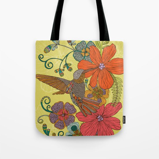 Humming Heaven Tote Bag