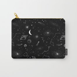 galactic pattern Carry-All Pouch