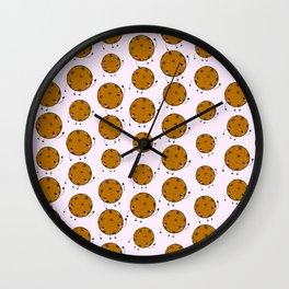 Cute cookie Wall Clock