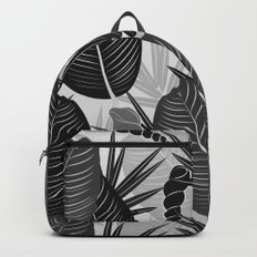 palm leaves 2 Backpack