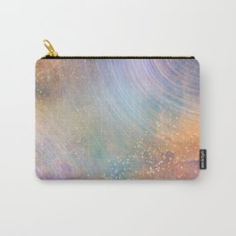 Cosmic Colors Carry-All Pouch