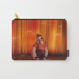 wreckit ralph Carry-All Pouch