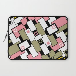 C13D GeoAbstract 2 Laptop Sleeve
