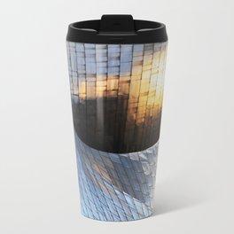 Scales of light Travel Mug