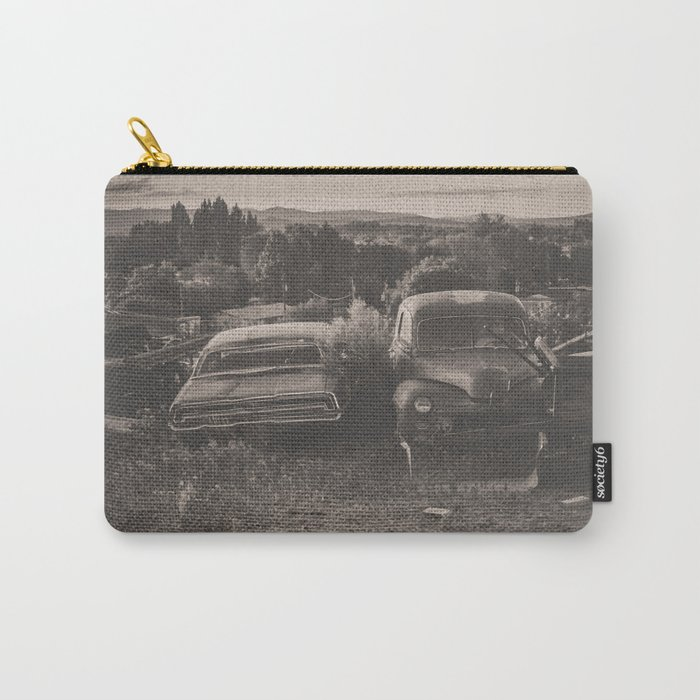 Baker Ranch Carry-All Pouch