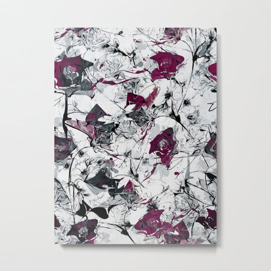 VS020 Metal Print