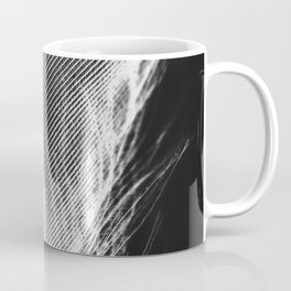 Feather Negative #2 Coffee Mug