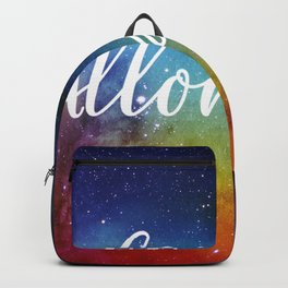 Allons-y! Backpack