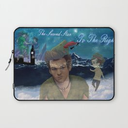 Larry Stylinson-Peter Pan  Laptop Sleeve