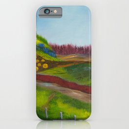 Traveling Through iPhone Case