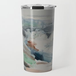 Ocean Surf Travel Mug