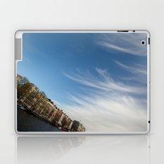 Feathery Clouds Laptop & iPad Skin