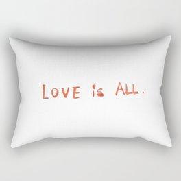 Fan's illustration - Star Love, Love is ALL. Rectangular Pillow