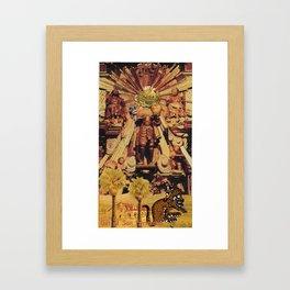 Gift of San Fernando Framed Art Print
