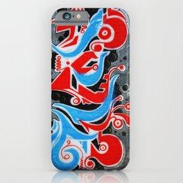 Wall-Art-013 iPhone Case