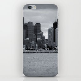 City and Airfield iPhone Skin