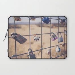 PradaMarfa Love Locks Laptop Sleeve