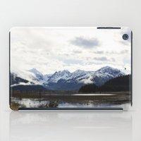 alaska iPad Cases featuring Alaska by Chris Root