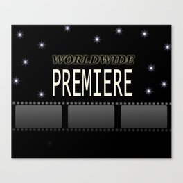 Worldwide Premiere Canvas Print