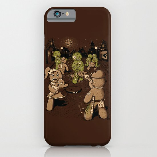 The Walking Bread iPhone & iPod Case