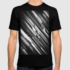 Come Together Mens Fitted Tee Black MEDIUM