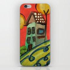 Casitas iPhone & iPod Skin