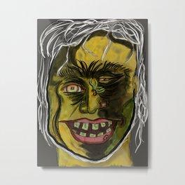 Ogre Metal Print
