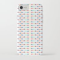 cars iPhone & iPod Cases featuring Cars by Yasmina Baggili