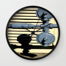 Shadow Fold Wall Clock