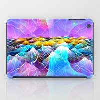 data iPad Cases featuring Data Sea by NatalieCatLee