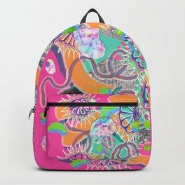 Alien Organism 8 Backpack