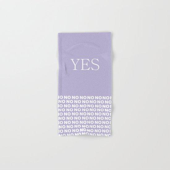 Decision Hand & Bath Towel