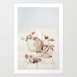 Ajos. Art Print