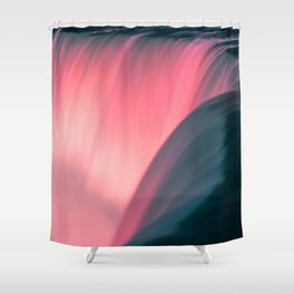 The Mighty Horseshoe Shower Curtain