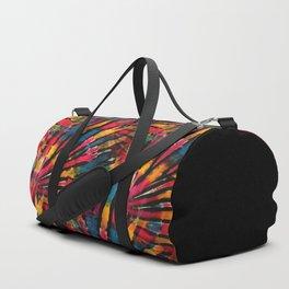 Hippy Spirit Tie Dye Duffle Bag